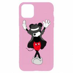 Чехол для iPhone 11 Pro Max Mickey Jackson