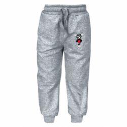 Детские штаны Mickey Jackson