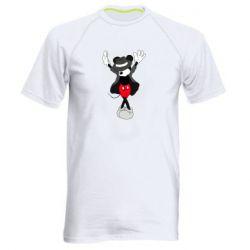 Мужская спортивная футболка Mickey Jackson