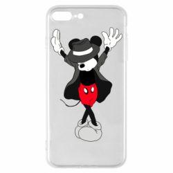Чехол для iPhone 7 Plus Mickey Jackson