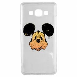 Чехол для Samsung A5 2015 Mickey mouse is old