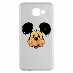 Чехол для Samsung A5 2016 Mickey mouse is old