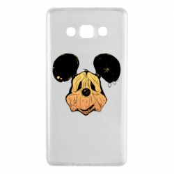 Чехол для Samsung A7 2015 Mickey mouse is old
