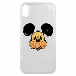 Чехол для iPhone Xs Max Mickey mouse is old