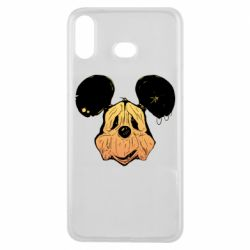 Чехол для Samsung A6s Mickey mouse is old