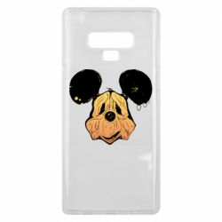 Чехол для Samsung Note 9 Mickey mouse is old