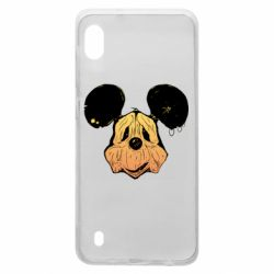 Чехол для Samsung A10 Mickey mouse is old