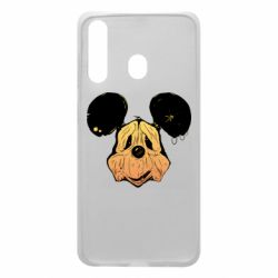 Чехол для Samsung A60 Mickey mouse is old