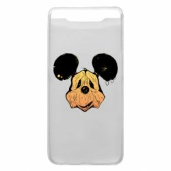 Чехол для Samsung A80 Mickey mouse is old
