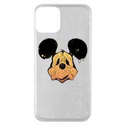 Чехол для iPhone 11 Mickey mouse is old