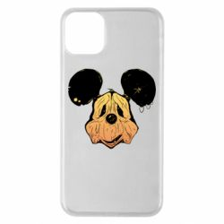 Чехол для iPhone 11 Pro Max Mickey mouse is old