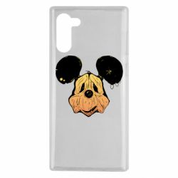 Чехол для Samsung Note 10 Mickey mouse is old