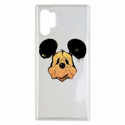 Чехол для Samsung Note 10 Plus Mickey mouse is old
