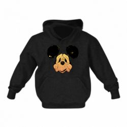 Детская толстовка Mickey mouse is old