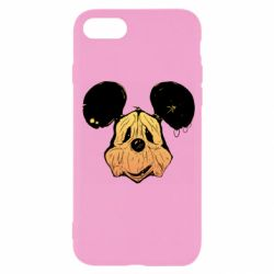 Чехол для iPhone 7 Mickey mouse is old