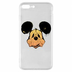 Чехол для iPhone 7 Plus Mickey mouse is old