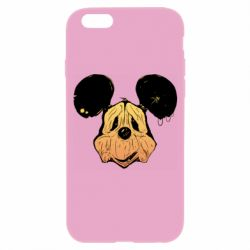 Чехол для iPhone 6/6S Mickey mouse is old