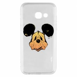 Чехол для Samsung A3 2017 Mickey mouse is old
