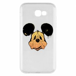Чехол для Samsung A7 2017 Mickey mouse is old
