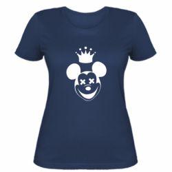Женская футболка Mickey Mouse Swag