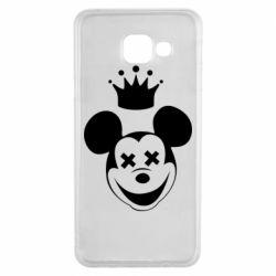 Чехол для Samsung A3 2016 Mickey Mouse Swag