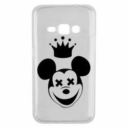 Чехол для Samsung J1 2016 Mickey Mouse Swag