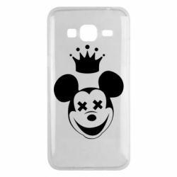 Чехол для Samsung J3 2016 Mickey Mouse Swag