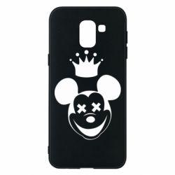 Чехол для Samsung J6 Mickey Mouse Swag