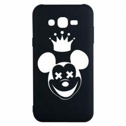 Чехол для Samsung J7 2015 Mickey Mouse Swag