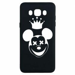 Чехол для Samsung J7 2016 Mickey Mouse Swag
