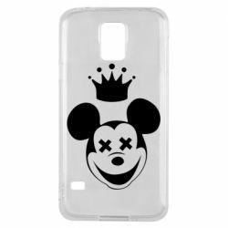 Чехол для Samsung S5 Mickey Mouse Swag