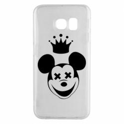 Чехол для Samsung S6 EDGE Mickey Mouse Swag