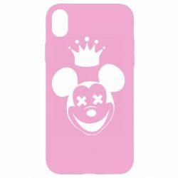 Чехол для iPhone XR Mickey Mouse Swag