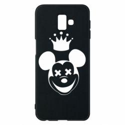 Чехол для Samsung J6 Plus 2018 Mickey Mouse Swag