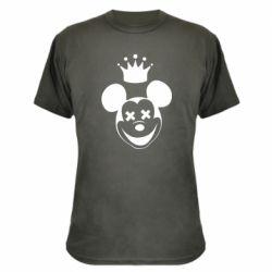 Камуфляжная футболка Mickey Mouse Swag