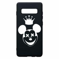 Чехол для Samsung S10+ Mickey Mouse Swag