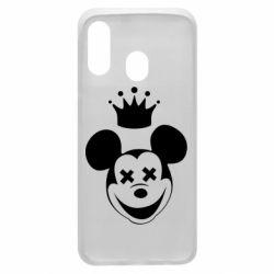 Чехол для Samsung A40 Mickey Mouse Swag