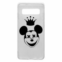 Чехол для Samsung S10 Mickey Mouse Swag