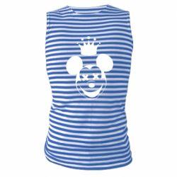 Майка-тельняшка Mickey Mouse Swag