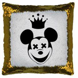 Подушка-хамелеон Mickey Mouse Swag