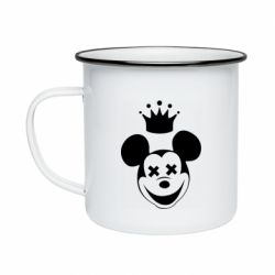 Кружка эмалированная Mickey Mouse Swag
