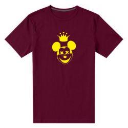 Мужская стрейчевая футболка Mickey Mouse Swag