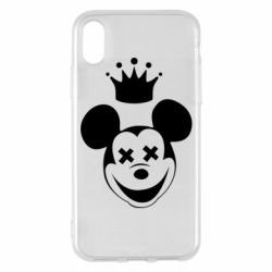 Чехол для iPhone X/Xs Mickey Mouse Swag