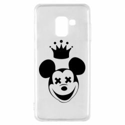 Чехол для Samsung A8 2018 Mickey Mouse Swag