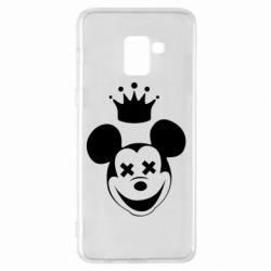 Чехол для Samsung A8+ 2018 Mickey Mouse Swag