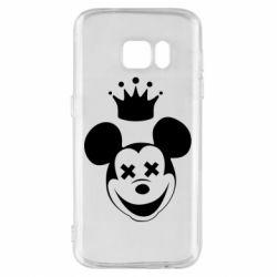 Чехол для Samsung S7 Mickey Mouse Swag
