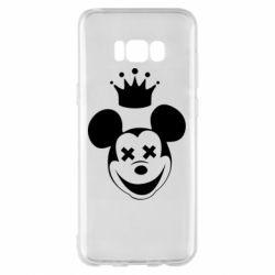 Чехол для Samsung S8+ Mickey Mouse Swag