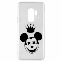 Чехол для Samsung S9+ Mickey Mouse Swag