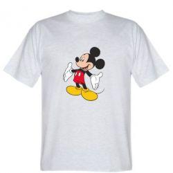 Мужская футболка Mickey Mouse - FatLine