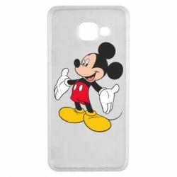 Чохол для Samsung A3 2016 Mickey Mouse